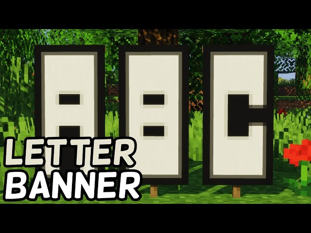 Minecraft Banners Create And Customise Minecraft Shields Pcgamesn