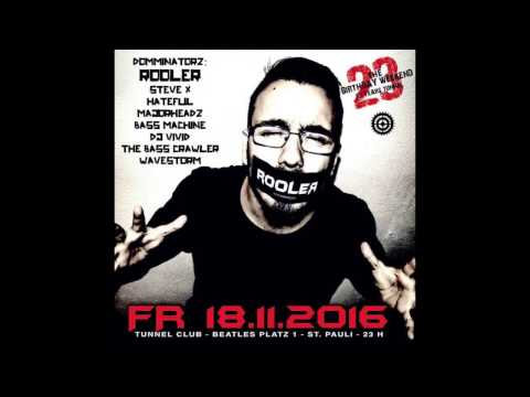 ROOLER excl. @ TUNNEL CLUB * * * * * Fr 18.11.16