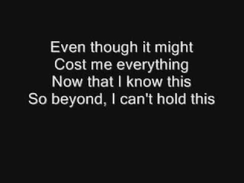 P.o.D - Alive + Lyrics