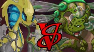 Miscrits Showdown #41: Elite Slithero vs. Elite Salamindra