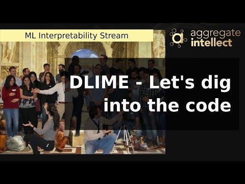 Deterministic Local Interpretable Model-Agnostic Explanations - Let's dig into the code