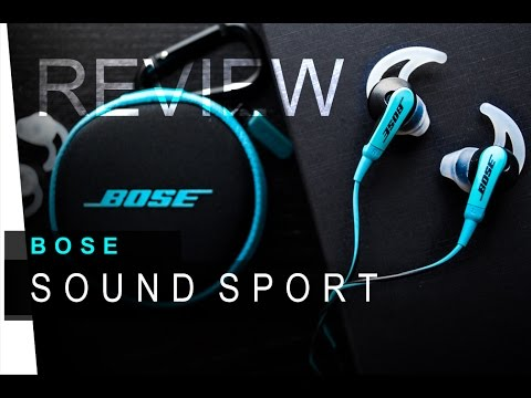Bose SoundSport Earbud - REVIEW