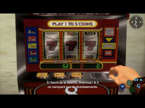 What is Shenmue Part 3 : Combat & Mini games de Shenmue I & II