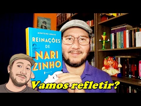 Reinações de Narizinho, de Monteiro Lobato