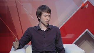 Андрей Дёгтев в эфире программы «Точка зрения» на телеканале «Красная линия» (30.09.2015)
