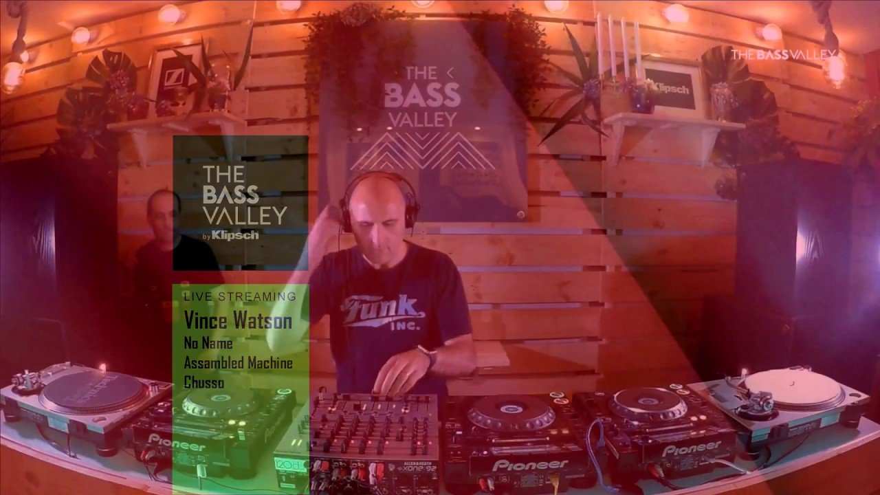 Vince Watson - Live @ The Bass Valley 2017