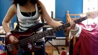 Franz Ferdinand - No You Girls bass