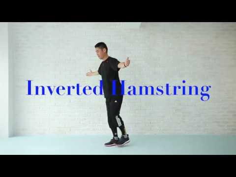 ハムストリングの柔軟性アップ!パフォーマンス向上ストレッチ!