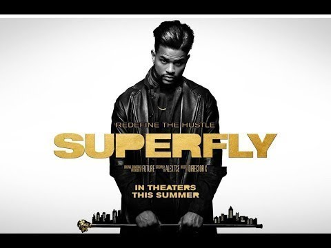 Superfly / Oficial Trailer