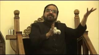 Maulana Abid Bilgrami - Shahadat Imam Ali (a.s) - Majlis 21 Ramadhan 1438