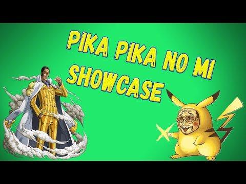 One Piece Millennium ShowCase DF Pika Pika No Mi Я звёздочка и умею летать! Самый быстрый фрукт!
