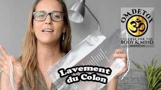 Lavement Du Colon