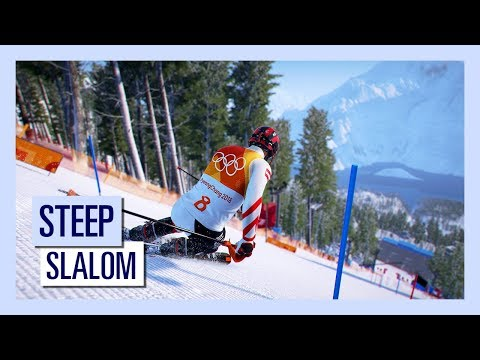 STEEP – Olympic Event Overview / Slalom