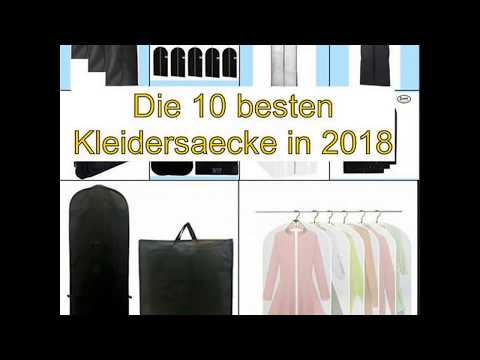Die 10 besten Kleidersaecke in 2018