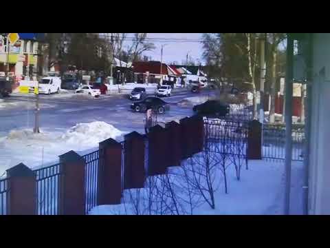 Жигули сбили девушку в Славгороде