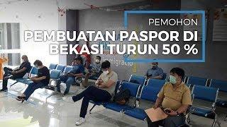 Pemohon Paspor di Kantor Imigrasi Menurun 50 Persen akibat Wabah Corona
