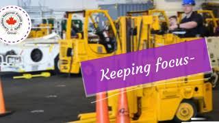 Get Forklift Training Toronto