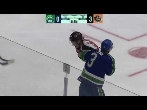 Cole Clayton vs. Matthew Stanley