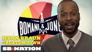 Ryan Braun #BEATEMDOWN: Bomani & Jones, Episode 1 thumbnail
