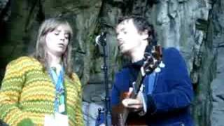 Damien Rice and Ingrid Olava - Cold Water (Traena 2008)