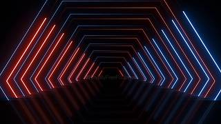 neon lights background hd | neon background effect animation | neon lights | Royalty Free Footages