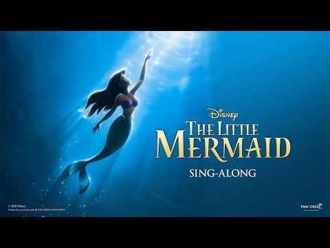 The Little Mermaid Sing-A-Long