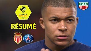 AS Monaco - Paris Saint-Germain ( 0-4 ) - Résumé - (ASM - PSG) / 2018-19