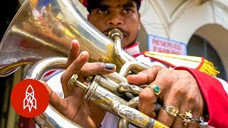 Where India's Top Brass Get Their Instruments