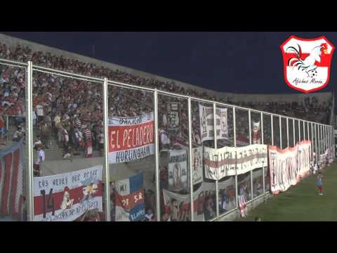 """""""Dep. Moron Vs. Dep. Riestra"""" Barra: Los Borrachos de Morón • Club: Deportivo Morón"""