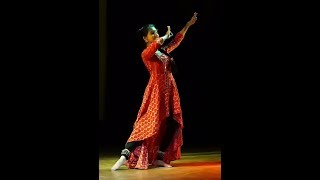 Vande Mataram - A. R. Rahman, Solo dance