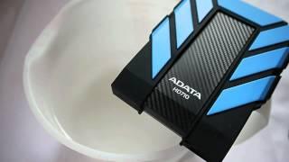 ADATA Dash Drive Durable 500 GB (HD710) Wasser Test