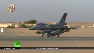 Египет нанёс удары по боевикам в Ливии после атаки на христианских паломников