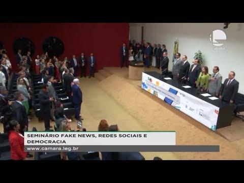 Seminário Fake News, Redes Sociais e Democracia - 25/09/2019 - 15:28