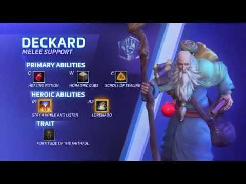 Deckard Cain Coming to the Nexus!