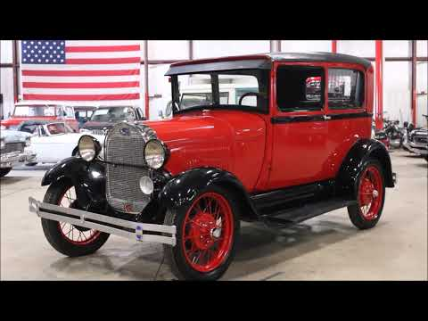Video of '28 Model A - MZDG