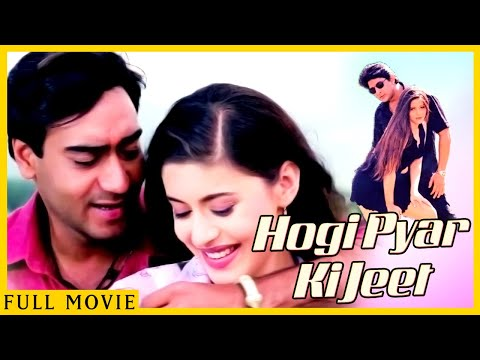 Hogi Pyaar Ki Jeet (1999) || Ajay Devgn, Mayuri Kango || Hindi Romance Comedy Drama Full Movie