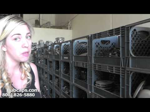 Automotive Videos: Infiniti QX4 Hub Caps, Center Caps & Wheel Covers