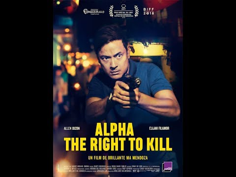 Alpha   The Right to Kill Bande annonce VF
