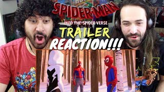 SPIDER-MAN: INTO THE SPIDER-VERSE - Official TRAILER REACTION & REVIEW!!!