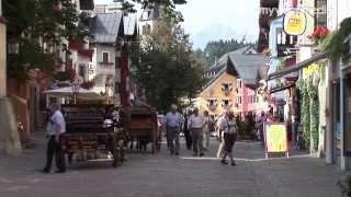 Ontdek het dorpje Kitzbühel