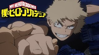 Bakugo Rescue Operation | My Hero Academia