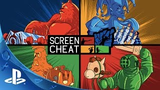 Picture of a game: Screencheat