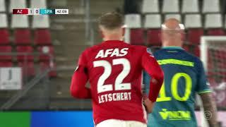 AZ te sterk in Alkmaar   Samenvatting AZ - Sparta Rotterdam