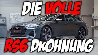 JP Performance - The full RS6 experience! | Audi RS6 2019