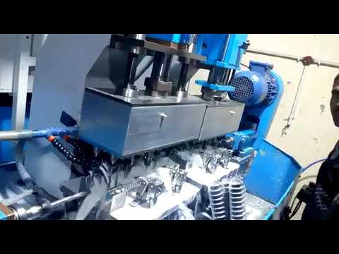 Multi Head Drilling & Tapping SPM