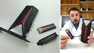 Extrem schnelle SSD für GAMER - PCIe PLEXTOR M8Pe  - Dr. UnboxKing - Deutsch