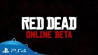 Red Dead Online: New Early Access Content on PS4 (February 2019)
