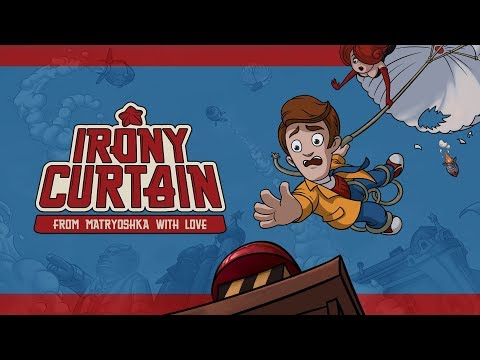 Irony Curtain: From Matryoshka with Love Release Date Trailer thumbnail