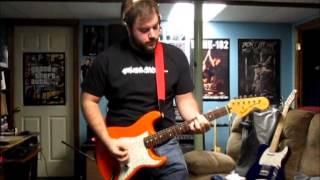 Bayside - Mona Lisa (Guitar Cover)