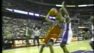 NBA Action 2001-2002 Top 10 plays of the year